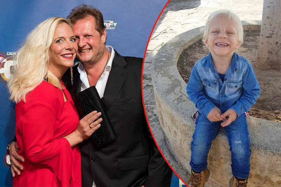 Nach Tod von Jens Büchner: Dieses Lächeln ist Danielas größter Trost