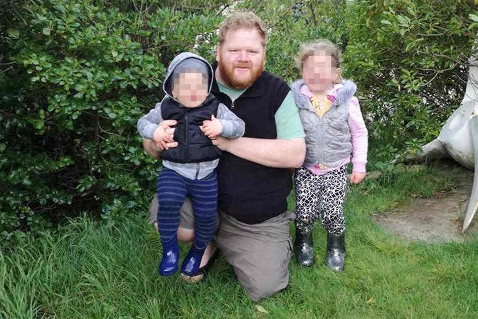Simon Gilby hinterlässt seine Frau und die beiden Kinder Chloe und Angus.