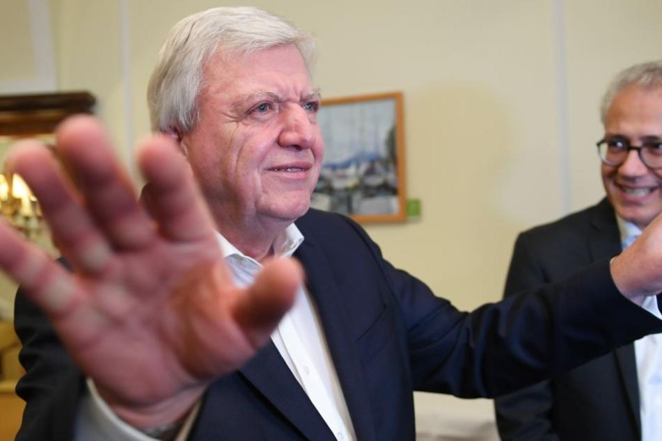 In Hessen deutet alles auf eine erneute Regierung von CDU und Grünen hin.