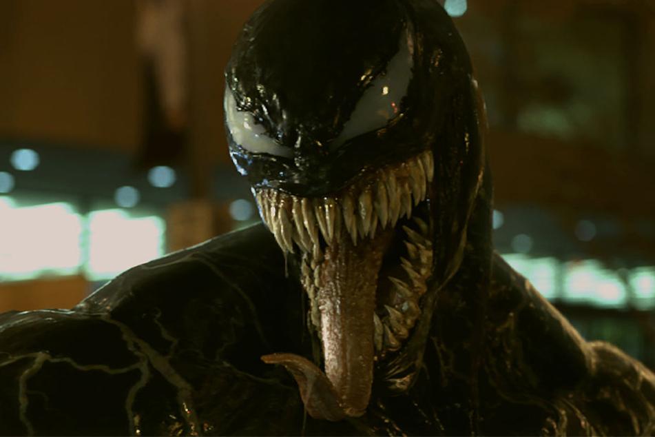 Wenn Monster Venom eingreift, wird es für die Gegner gefährlich.