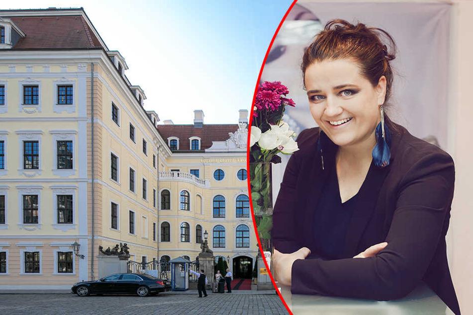Dresden: Statt Paris und Mailand: Mode-Designerin zieht nach Dresden!