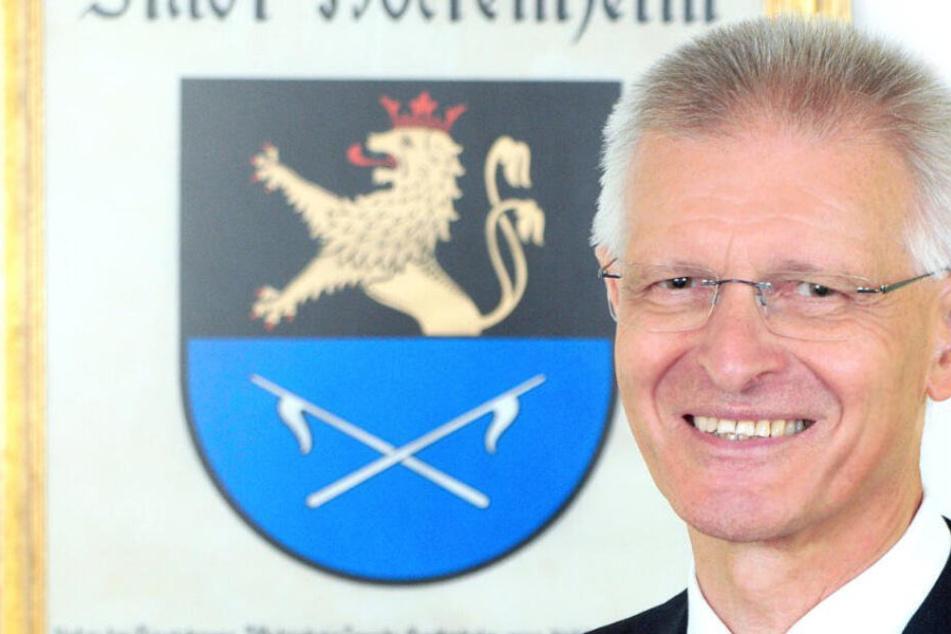Oberbürgermeister von Hockenheim nach Angriff weiter auf Intensivstation