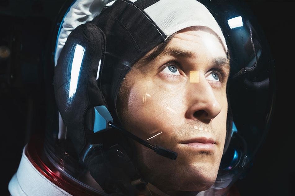 NASA-Astronaut Neil Armstrong (Ryan Gosling) muss früh den Verlust seiner kleinen Tochter verkraften.
