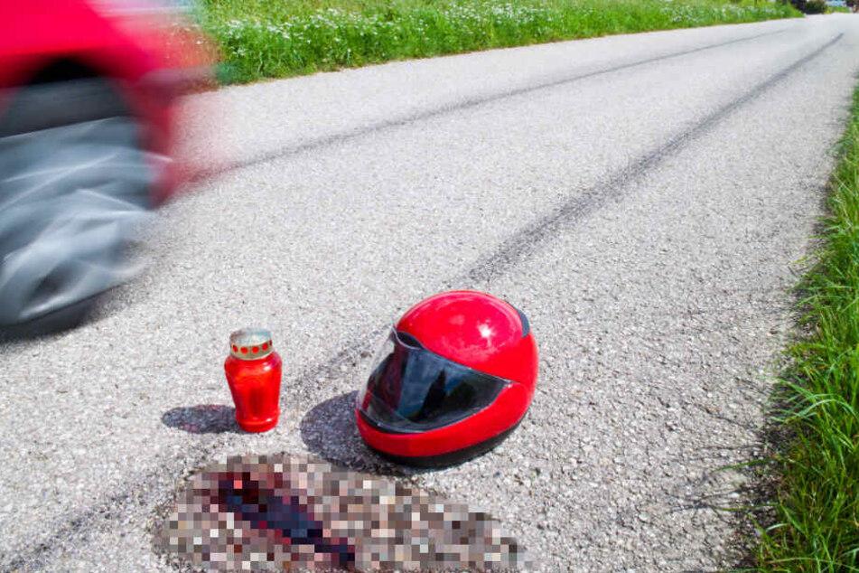 Am Wochenende kam es zu zwei tödlichen Verkehrsunfällen. (Symbolbild)
