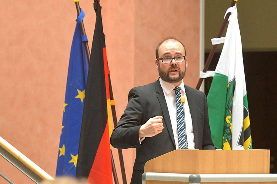 Kultusminister Christian Piwarz (43, CDU) sieht trotz Verbeamtung noch nicht alle Probleme gelöst.