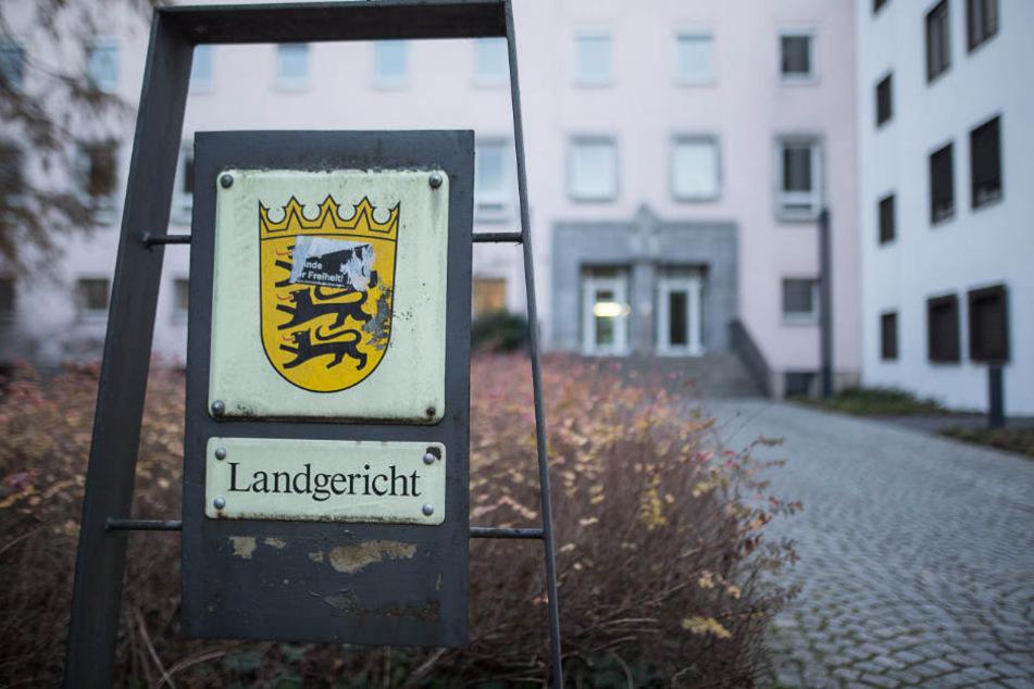Das Landgericht Heilbronn (Archivbild) verurteilte den Mann zu 13 Jahren Haft.