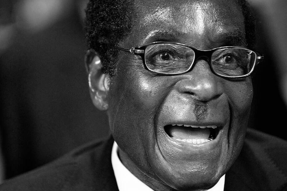 Simbabwes Ex-Präsident Robert Mugabe mit 95 Jahren gestorben