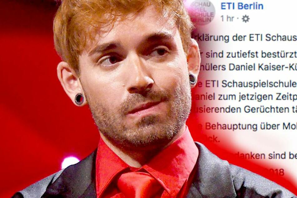 Daniel Küblböck heftig gemobbt? Das sagt die Schule!
