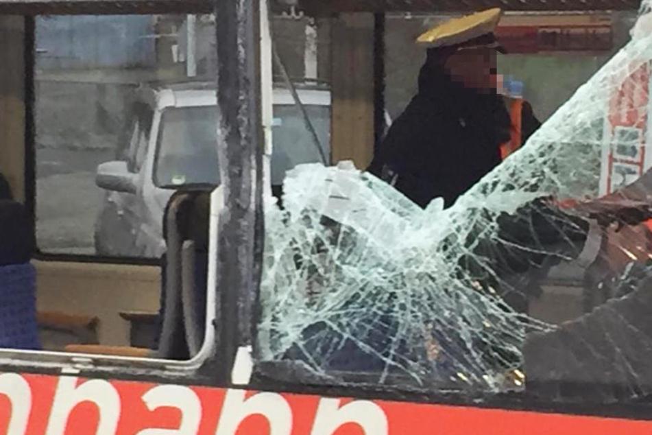 Mehrere Menschen wurden bei dem Vorfall verletzt.