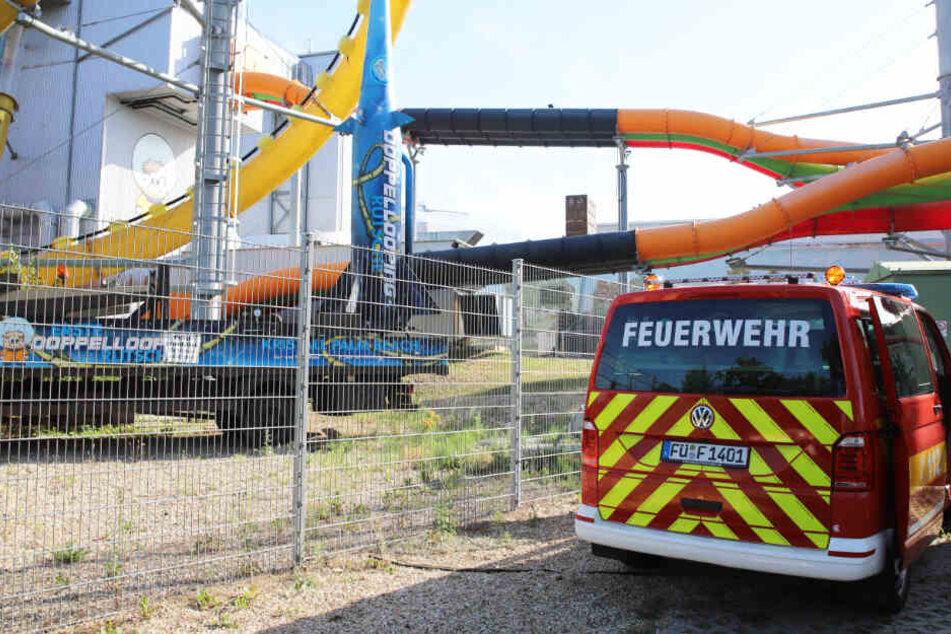 In einem Freizeitbad in Stein bei Nürnberg ist es zu einem Zwischenfall gekommen.
