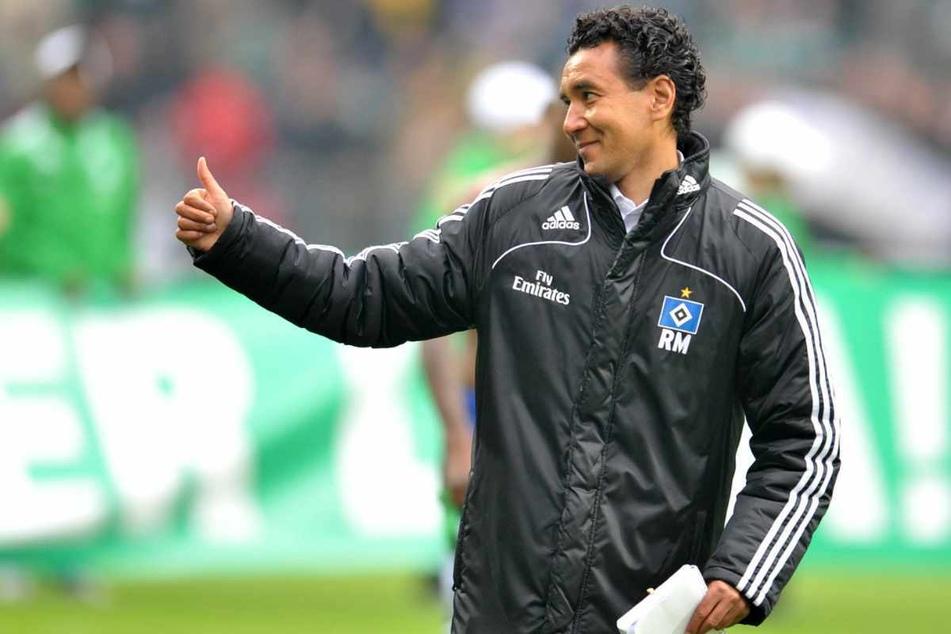 Ricardo Moniz (57) kehrt nach mehr als zehn Jahren zurück zum Hamburger SV. (Archivbild)