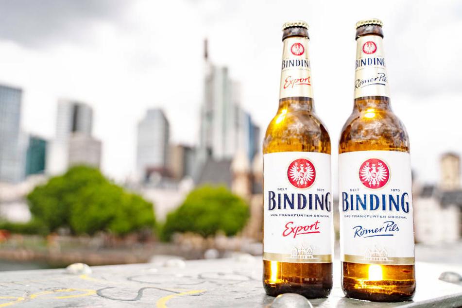 Heute wird die Binding-Brauerei 150 Jahre alt, Corona vermiest aber die Party-Stimmung