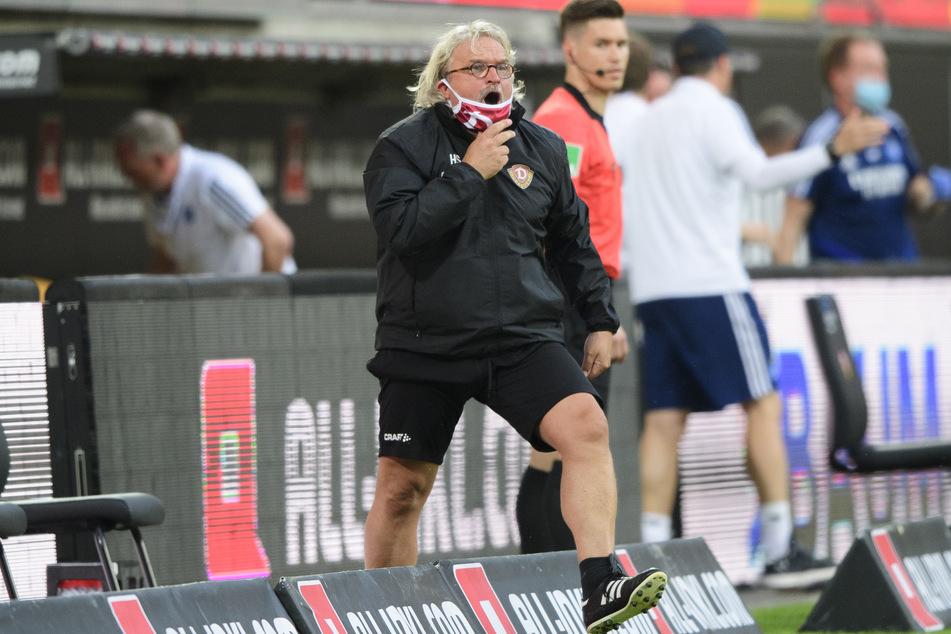 Will Erfahrung weitergeben: Heiko Scholz (55) soll die heranwachsenden Fußballer auf ihrem Weg begleiten.
