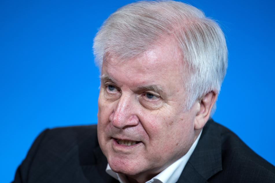 Bundesinnenminister Horst Seehofer (70, CSU). (Archivbild)