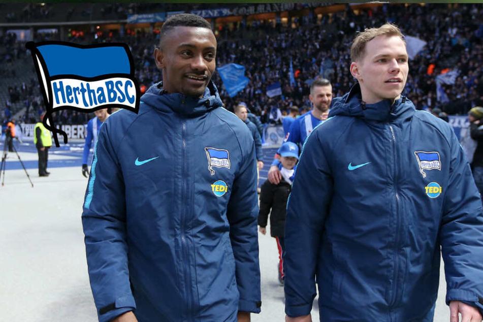 Hertha BSC: Abgang stockt, bleibt Kalou doch?