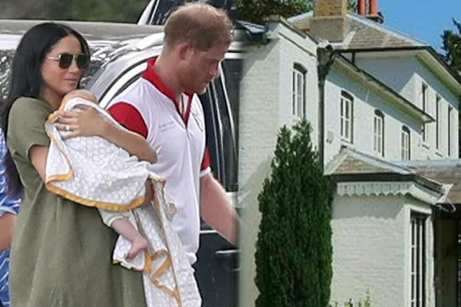Wegen Meghan und Harry: Strenge Liste schreibt Nachbarn vor, wie sie sich zu verhalten haben