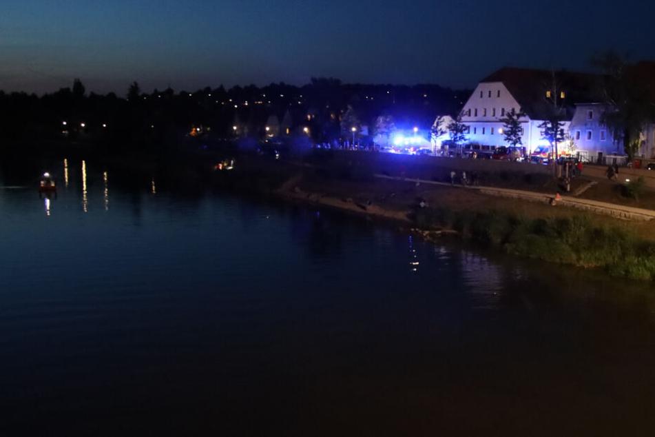 Abendliche Abkühlung endet tödlich: Mann geht in Fluss unter und stirbt
