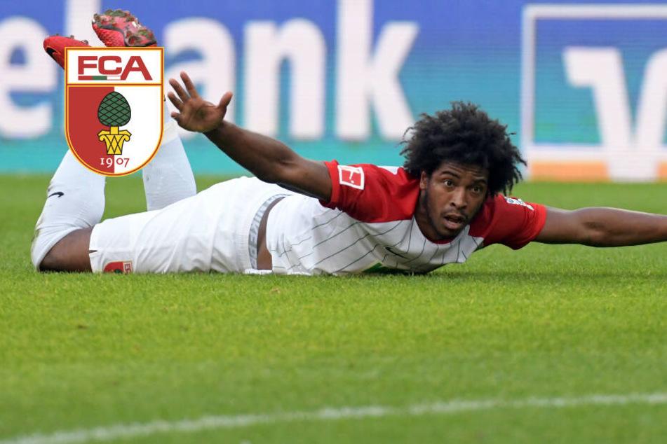 Caiuby spurlos verschwunden! Wo steckt der Brasilianer des FC Augsburg?