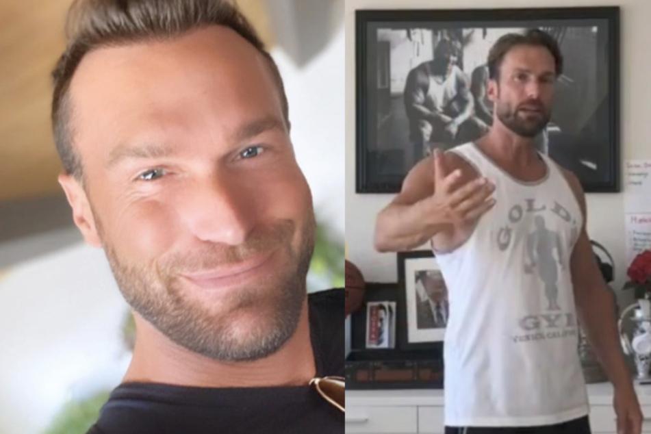 """Schock-Videos von Bastian Yotta aufgetaucht: Frauen sollen sich in den """"Arsch fi**** lassen"""""""