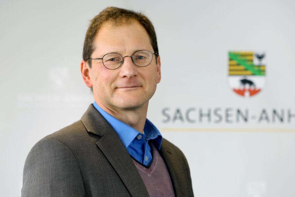 Sachsen-Anhalts Tierschutzbeauftragter Marco König