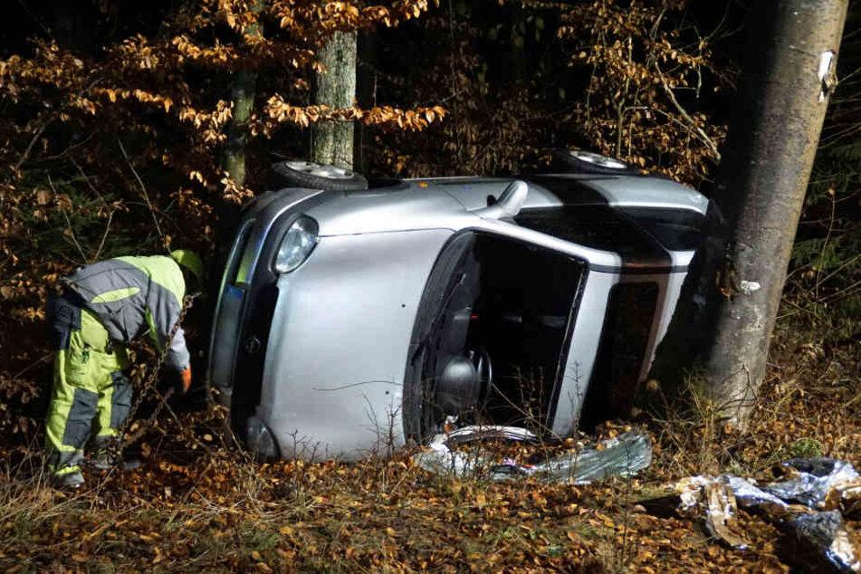 Die Handy-Ortung rettete 26-Jährigen nach Unfall