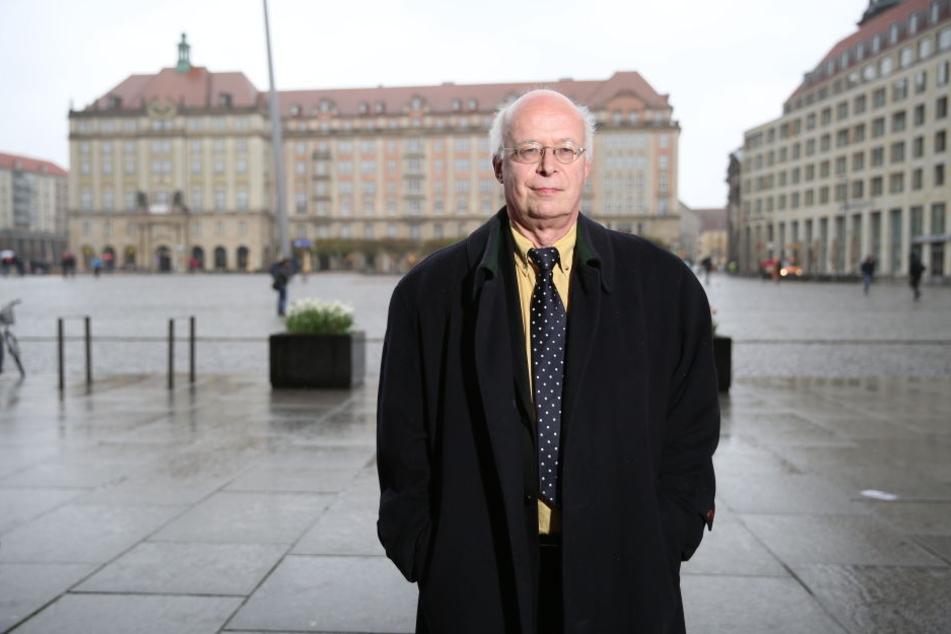 Stefan Vogel (59), bisheriger AfD-Fraktionschef