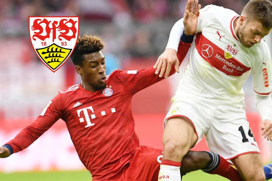 Bitter! Tapferer VFB Stuttgart unterliegt eiskalten Bayern