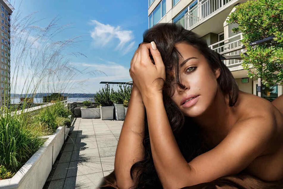 Sex & Sonnen...Wie nackt darf ich auf meiner Terrasse sein?