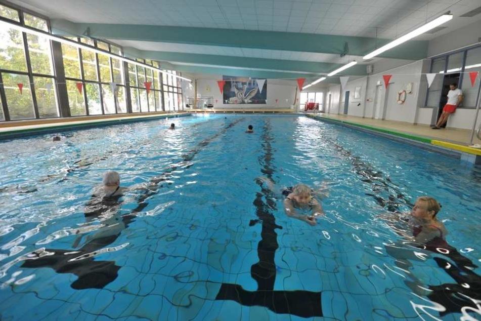 Die Schwimmhalle Bernsdorf wird spätestens im Sommer 2017 endgültig geschlossen.