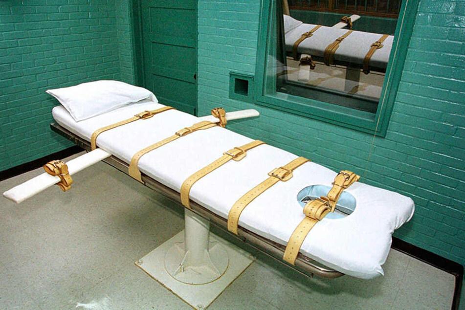In China gibt es immer noch die Todesstrafe.