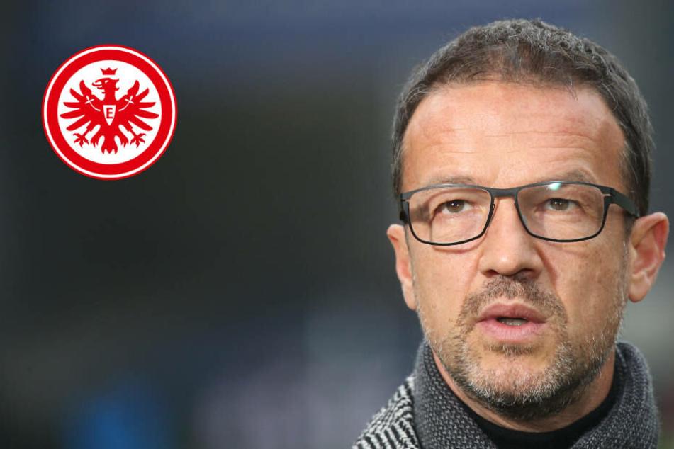 """Fredi Bobic nach Frankfurts Weiterkommen: """"Nach dem 0:1 sind wir geschwommen"""""""