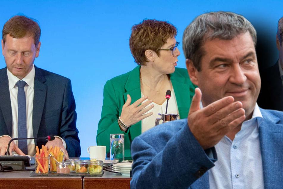 Union will Zukunftsplan ohne Steuererhöhung, Söder greift AfD direkt an