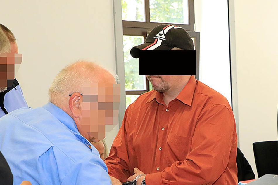 Jan D. beschrieb den Beamten am Tatort den grausigen Mord.