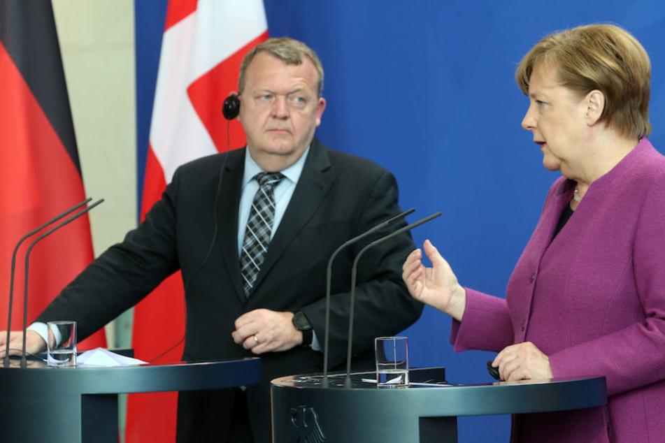 Kanzlerin schließt deutschen Militäreinsatz in Syrien aus