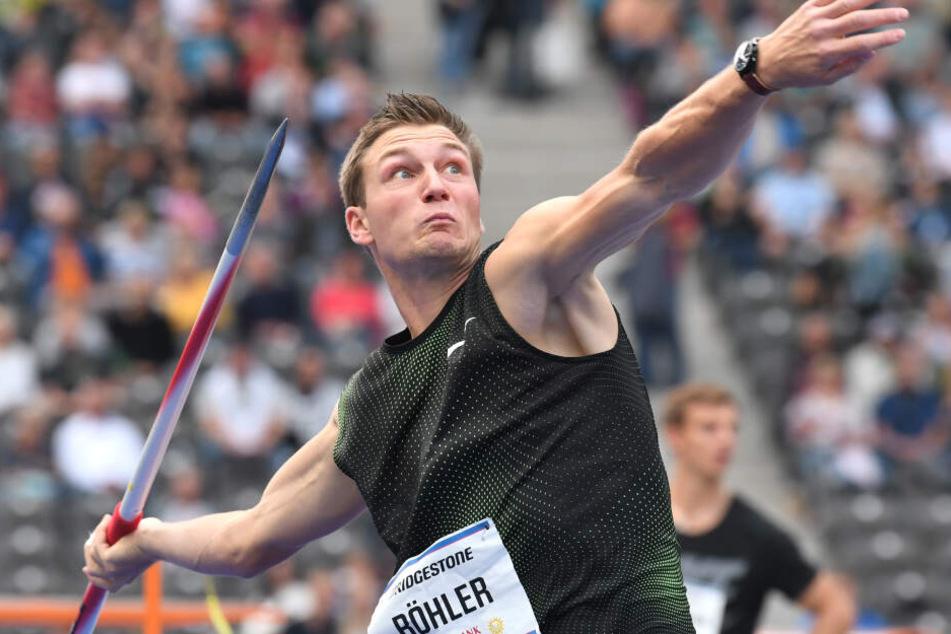 Thpmas Röhler geht im Juni im Turku an den Start - und vielleicht ja mit einer eigenen Insel nach Hause.
