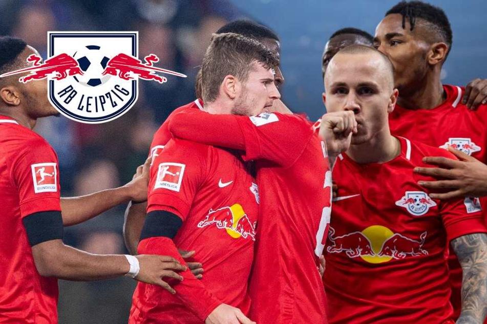 RB Leipzig mit Gala gegen Schalke: Werner mit Frust, Angelino nuckelt, Nkunku famos