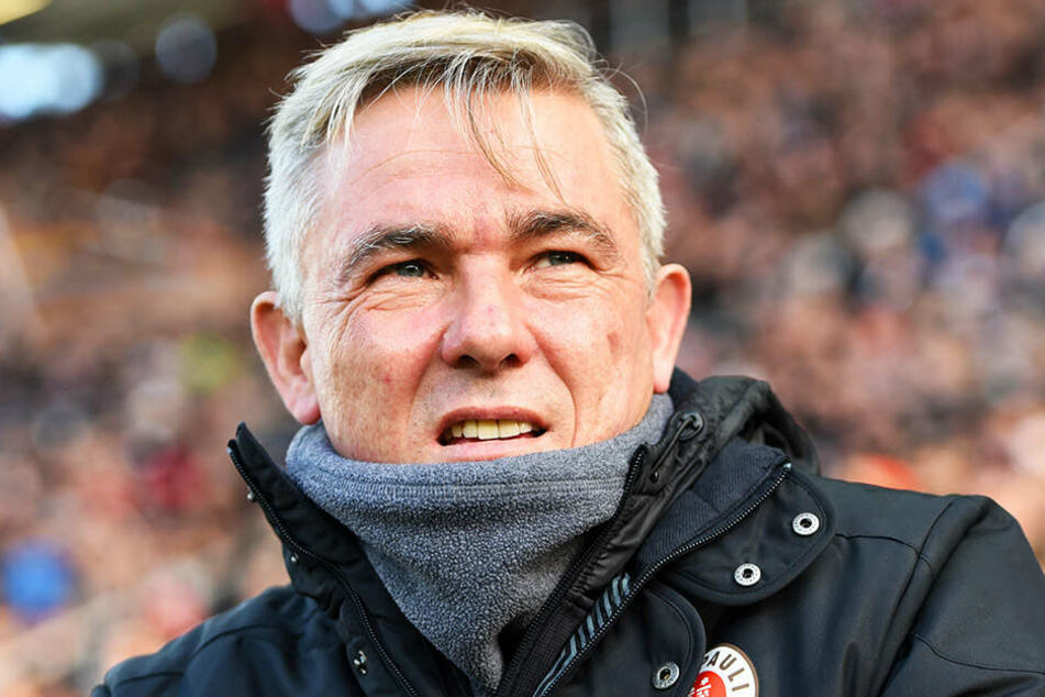 Hat eine bessere Bilanz als sein Nachfolger: der ehemalige Pauli- und Dynamo-Dresden-Coach Olaf Janßen.