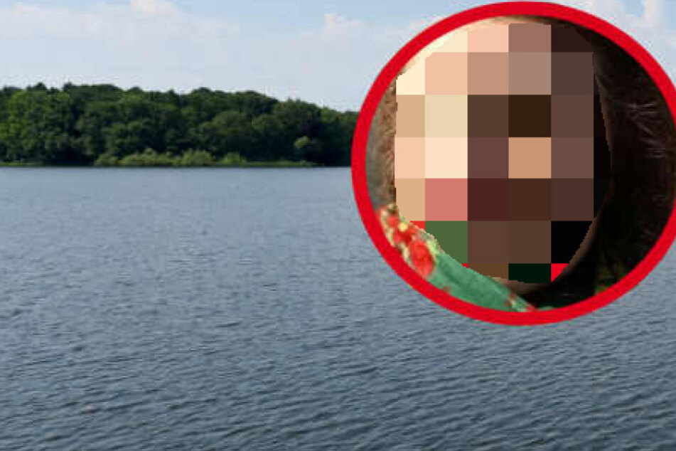 Wo ist Saray G.? Immer wieder durchsucht die Polizei ein Badesee-Gelände (Archivbild).