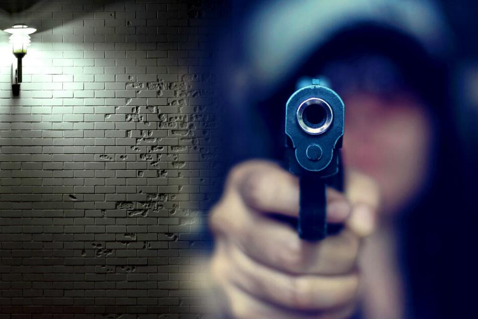 Mann in Hinterhof erschossen! Tatverdächtiger festgenommen