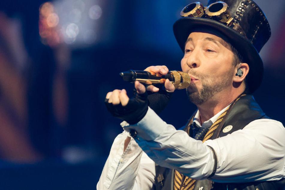 Konzert ausverkauft: Heute startet DJ BoBo seine neue Tournee!