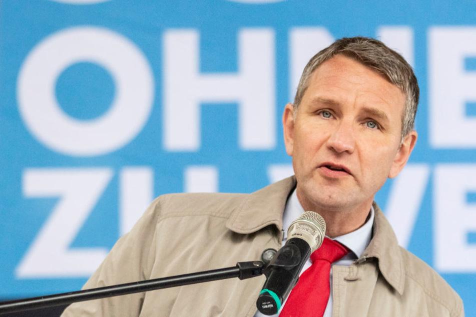 Björn Höcke (46) ist einer der beiden Vorsitzenden der AfD in Thüringen