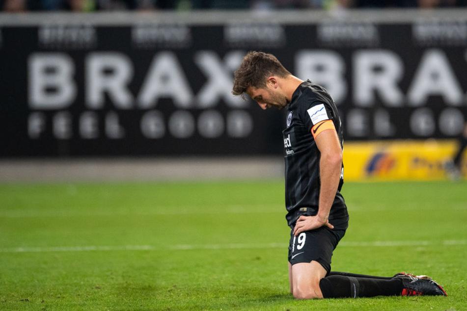 Wird auch in der Schlussphase vor der Winterpause fehlen: Eintracht-Kapitän David Abraham.