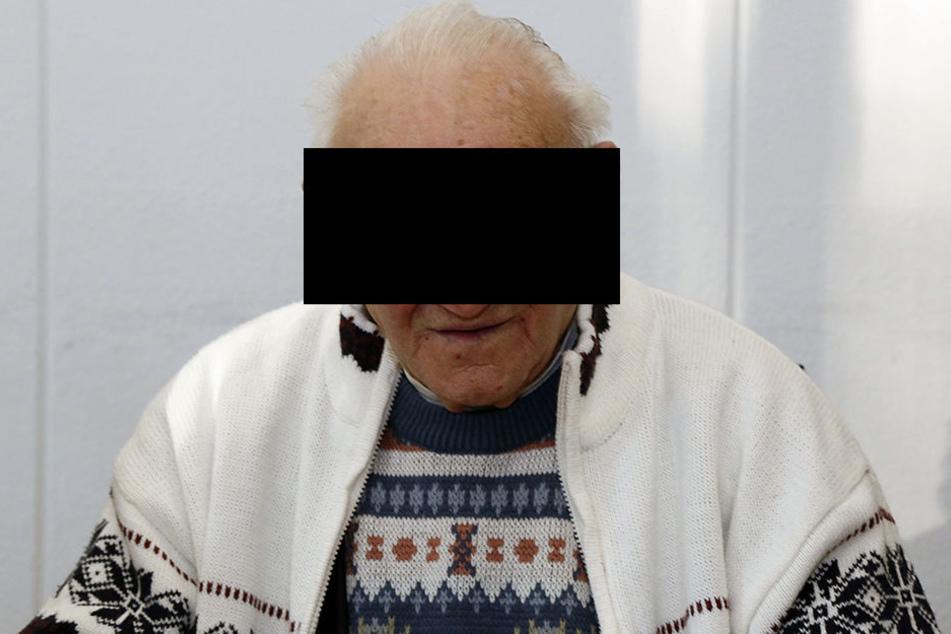 Hat Karl O. (89) seine Ex totgerast?