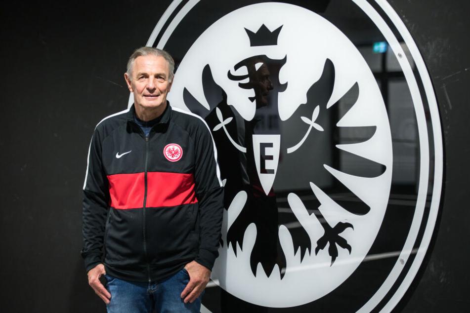 """Am Sonntag wird Eintracht-Legende Karl-Heinz """"Charly"""" Körbel 65 Jahre alt."""
