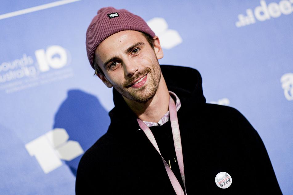 Fynn Kliemann, deutscher YouTuber und Sänger, beim Reeperbahn-Festival.