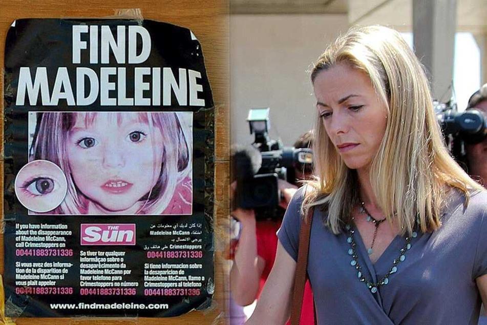 """Leichenspürhunde schlugen in Maddie McCanns Ferienwohnung an: DNA-Experte will """"nicht schlüssige"""" Probe entschlüsseln!"""