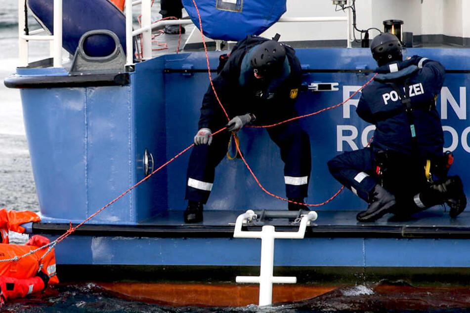 Vor den Augen der Familie: 43-Jähriger ertrinkt in Ostsee