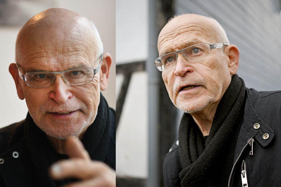 Günter Wallraff (75) wird die Rede auf US-Sportler Tommie Smith (73) halten.