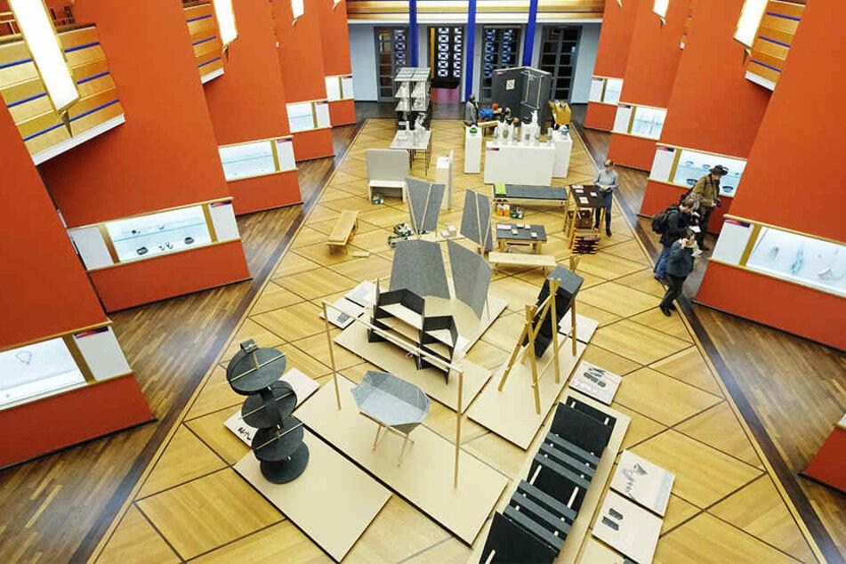 Das Grassimuseum für Angewandte Kunst - auch hier sollen die Besucher bald selbst die Höhe des Eintritts bestimmen.