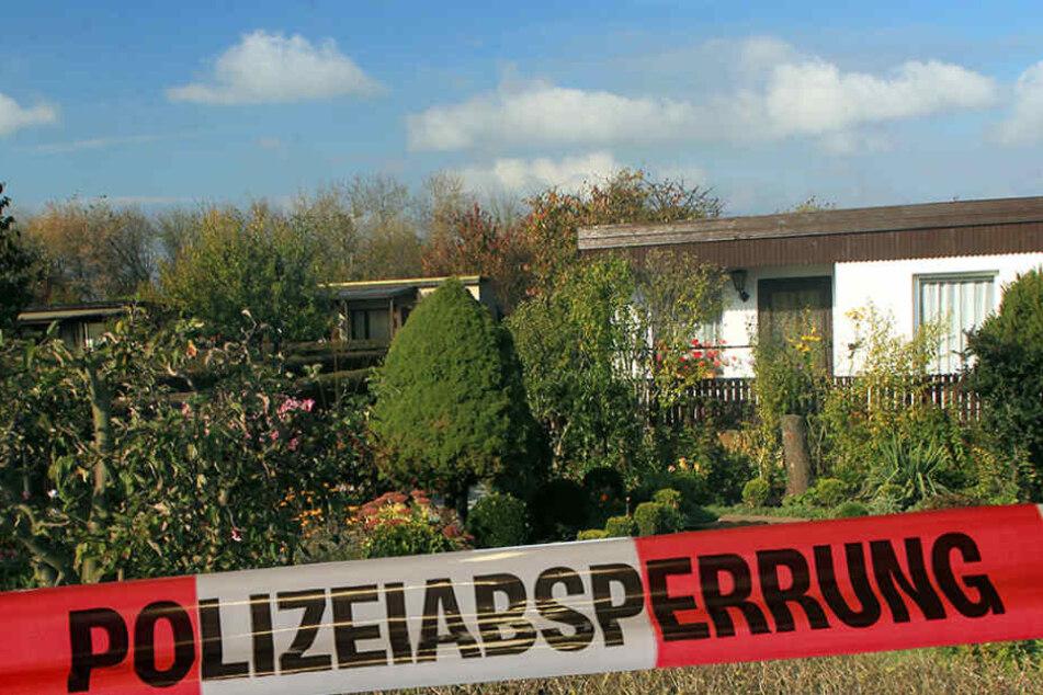 Leichenfund in Gartenlaube: Wurde der Mann aus Kasachstan ermordet?